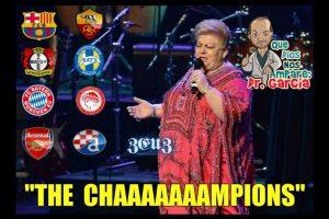 Tras el paro de la fecha FIFA, ¡Volvió la Champions League! Foto:Twitter