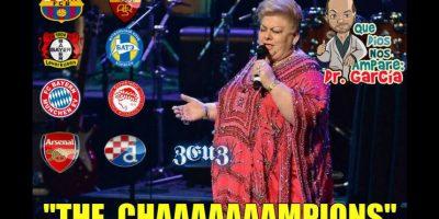 Los mejores memes de la fecha 5 de la Champions League
