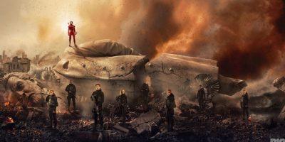 """""""Hunger Games: Mockingjay Part 2"""" el peor estreno de la franquicia en los EE. UU."""