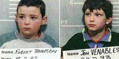 2. Jon Venables y Robert Thompson Foto:The Times