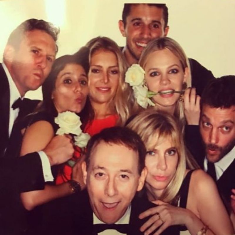 Entre ellos se encontraban Reese Witherspoon, Channing Tatum y su esposa Jenna Dewan, Arnold Schwarzenegger, Julie Bowen y Sarah Hyland Foto:vía instagram.com/sofiavergara