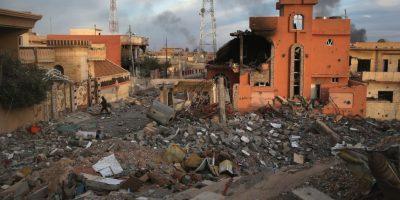2. Sinjar, Irak. Foto:Getty Images