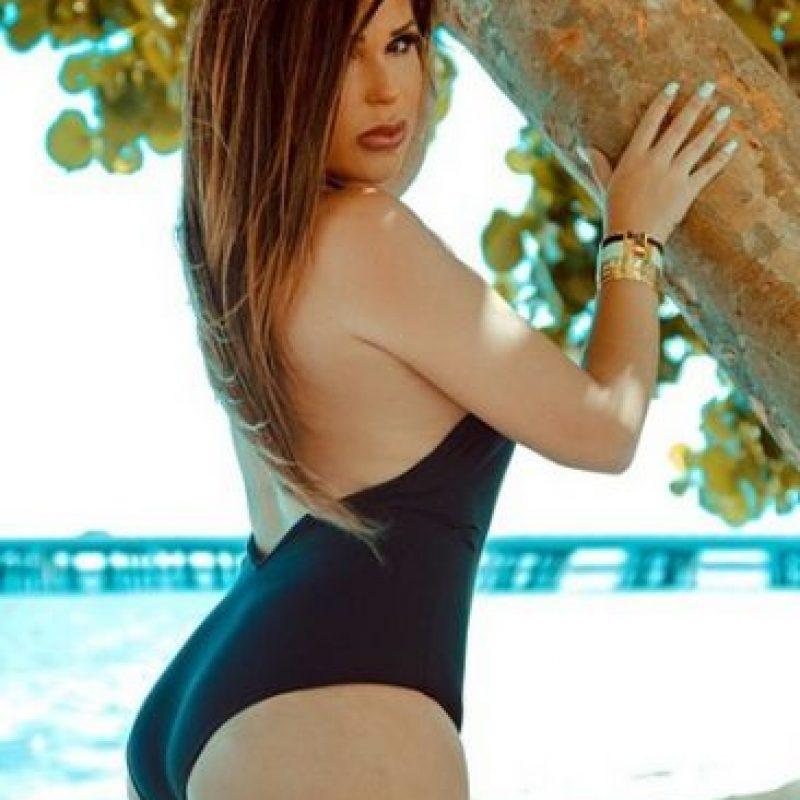 """En enero fue bautizada como la """"Paris Hilton latina"""" por la revista """"Interviú"""". Foto:Instagram/missale_xo"""