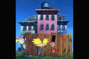 """5. El cuarto tecnológico de """"Arnold"""" y su techo de cristal Foto:Nickelodeon"""