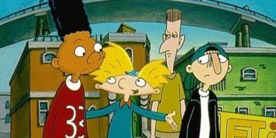 """2. El misterioso e impecable peinado de """"Gerald"""" Foto:Nickelodeon"""