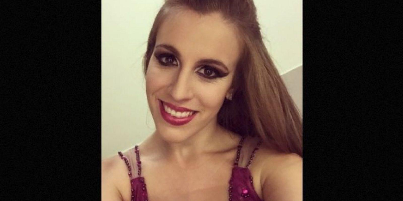 """Y semana con semana demuestra su talento en el show """"Tu Cara me Suena"""". Foto:Instagram/laura_esquivel"""