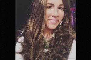"""Laura como la intérprete de """"¡Corre!"""" Foto:Instagram/laura_esquivel"""