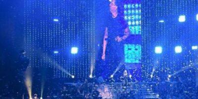 También en abril, Luis Miguel abandonó a su público luego de cantar tan solo 50 minutos sobre el escenario. Foto:Twitter