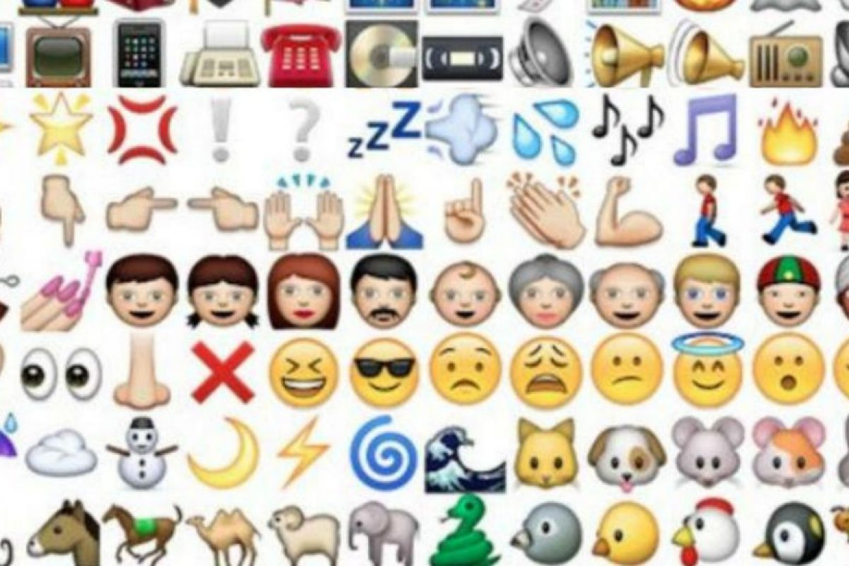 No todos los emojis son lo que pensaban. Foto:vía Pinterest.com