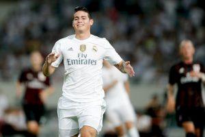 James Rodríguez (Real Madrid) Foto:Getty Images
