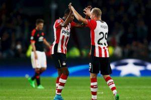9. El United y el PSV son los favoritos para clasificar, pero antes del partido ninguno de los dos tiene el boleto seguro. Foto:Getty Images