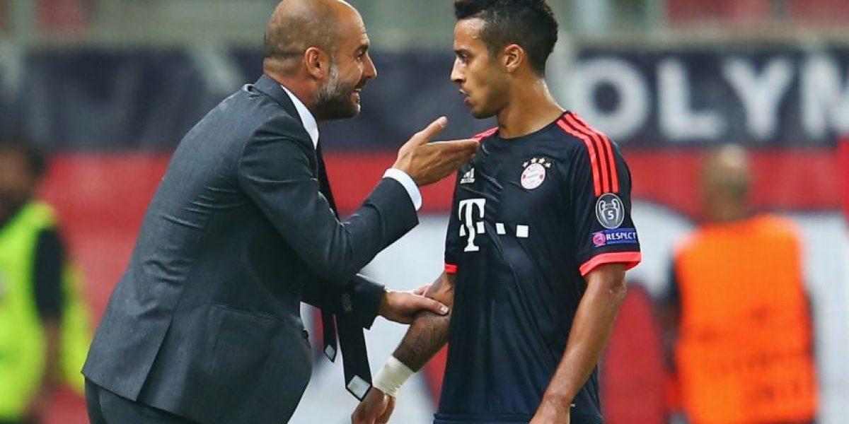 En vivo Champions: Bayern Múnich vs. Olympiacos
