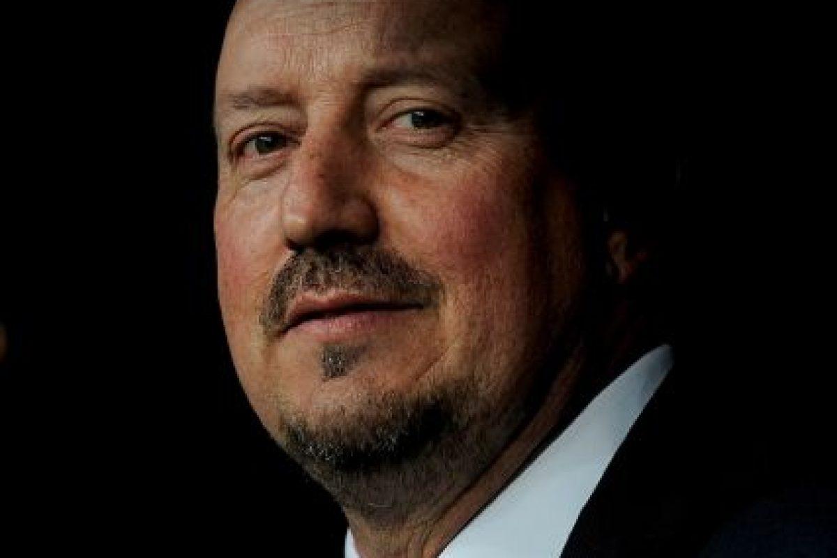 2. Una derrota podría agravar la crisis de los blancos y del DT Rafa Benítez Foto:Getty Images