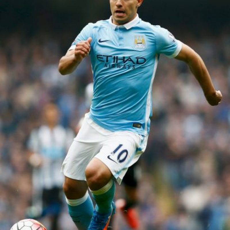 Sergio Agüero (Manchester City) Foto: Getty Images