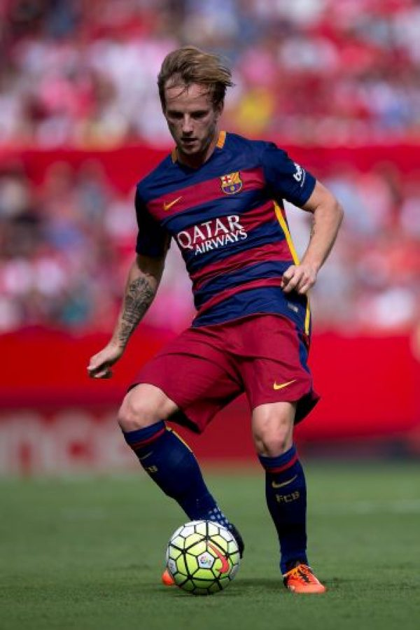 Ivan Rakitic (Barcelona) Foto: Getty Images
