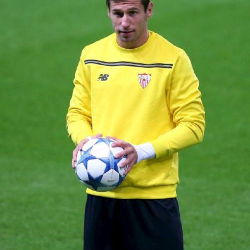 Grzegorz Krychowiak (Sevilla) Foto:Getty Images