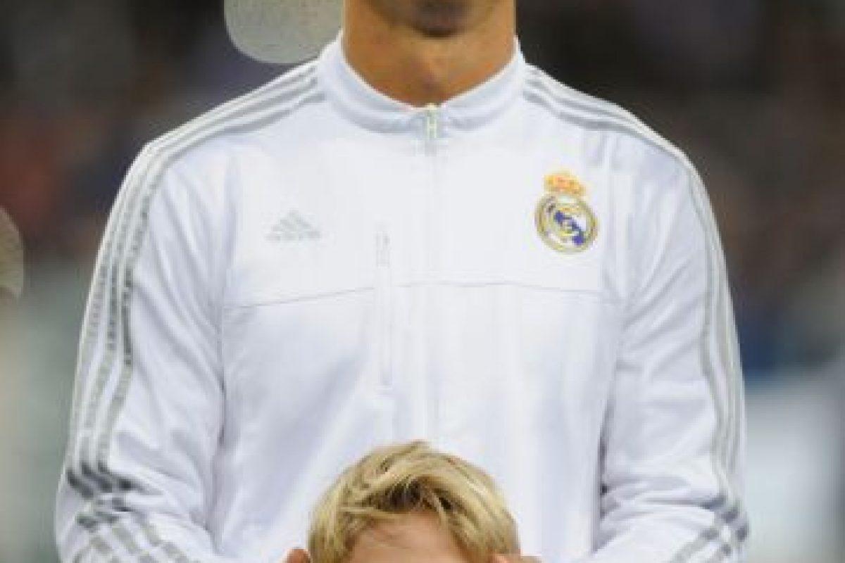 Cristiano Ronaldo (Real Madrid) Foto:Getty Images