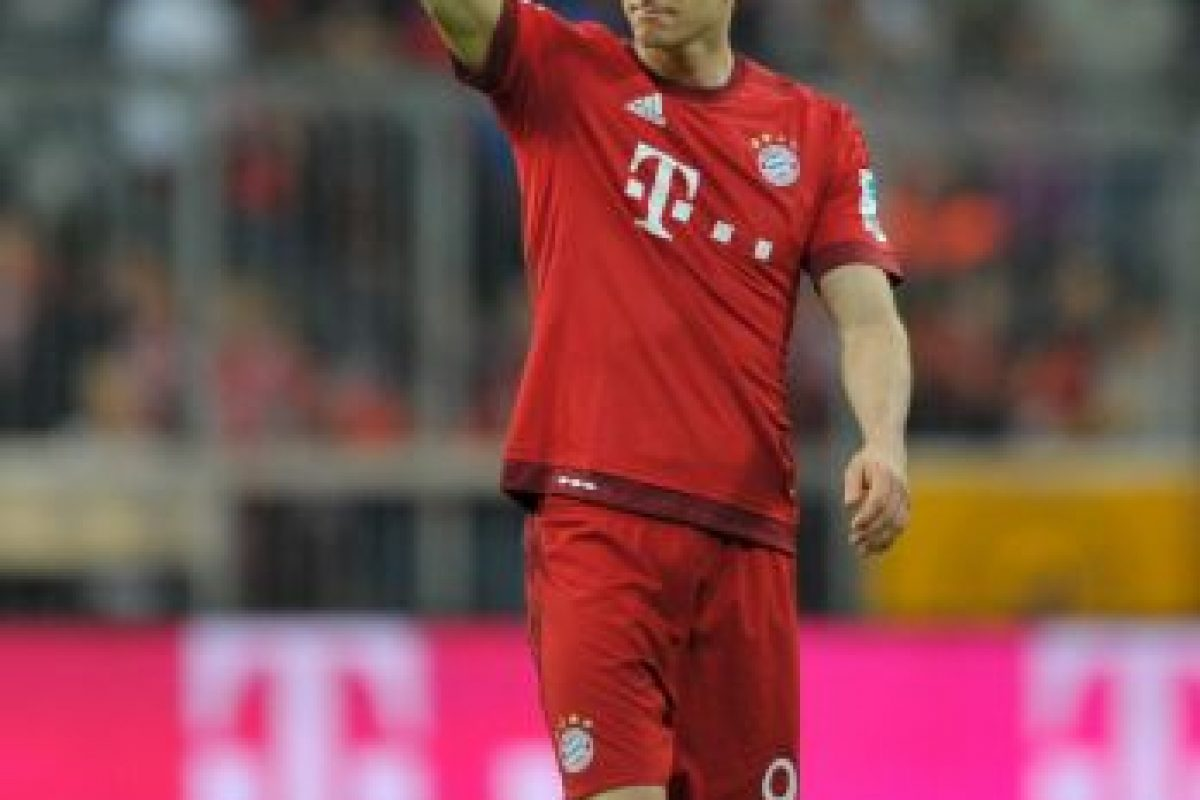 Robert Lewandowski (Bayern Múnich) Foto:Getty Images