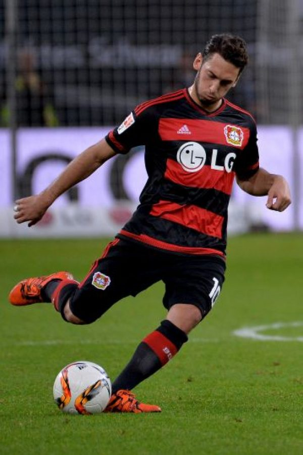 Hakan Çalhanoglu (Bayer Leverkusen) Foto: Getty Images