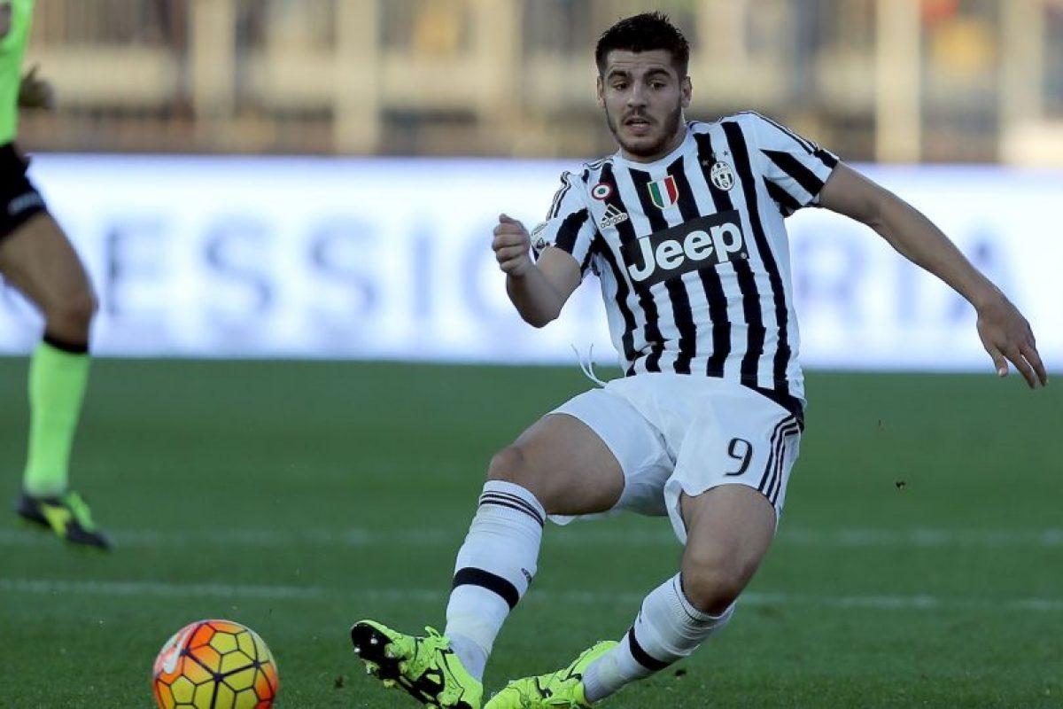 Álvaro Morata (Juventus) Foto:Getty Images
