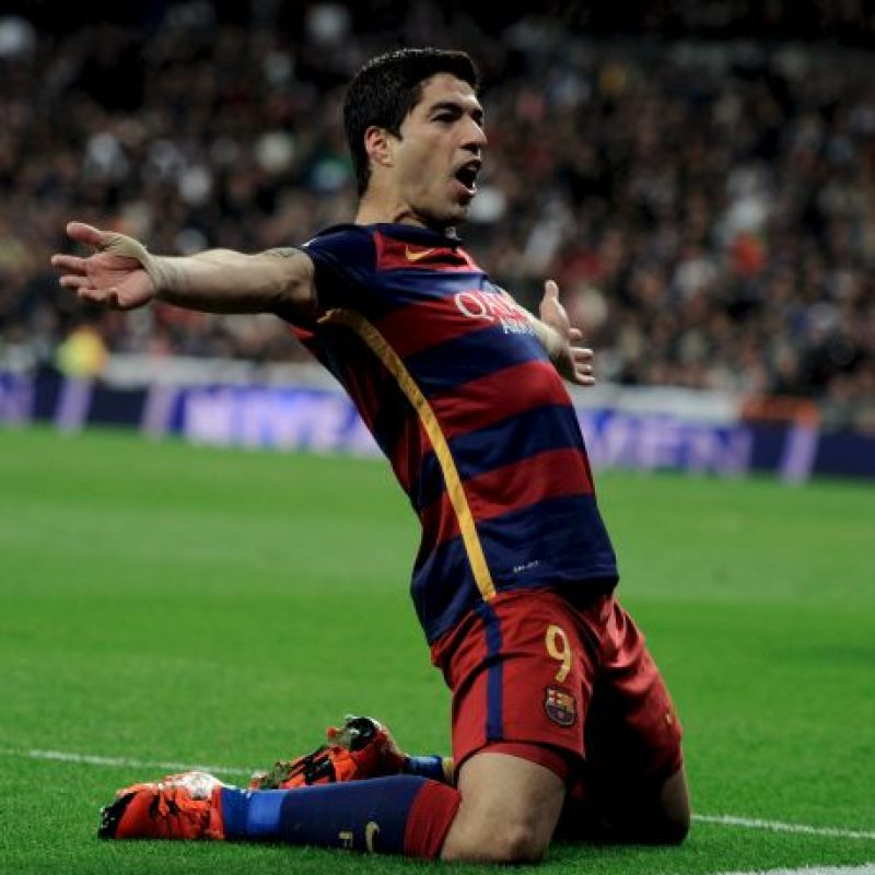 Luis Suárez (Barcelona) Foto: Getty Images