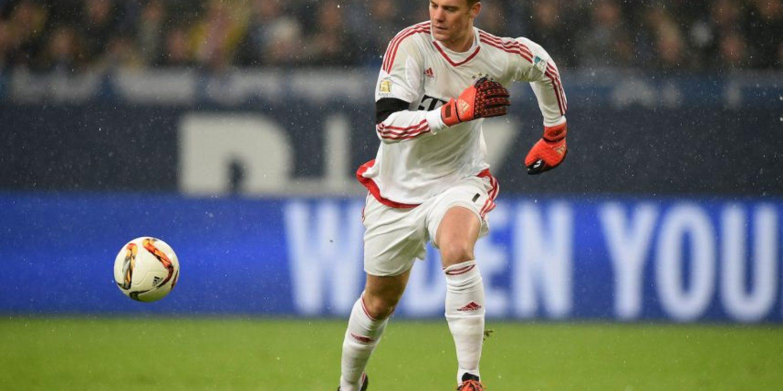 Porteros: Manuel Neuer (Bayern Múnich) Foto:Getty Images