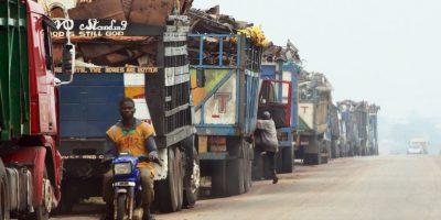 1. Lagos, Nigeria (Ocupa el lugar 35 de la lista) Foto:Getty Images