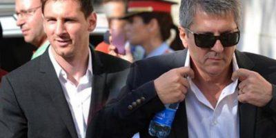 Messi y su padre irán a juicio oral