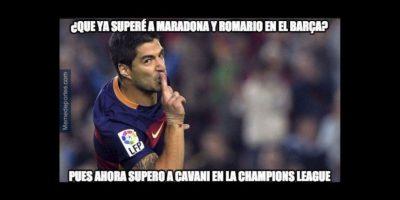 Champions: Los mejores memes de la goleada de Barcelona a Roma Foto:Twitter