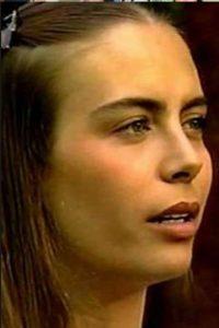 "Sasha Sokol era ""Charo"" Domínguez, la hija adoptada y maltratada de la familia. Foto:vía Televisa"