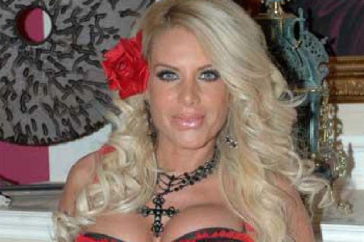 """Ha estado en """"Maria Isabel"""" y """"Mi Destino eres Tu"""". Posó para Playboy en 2011. Foto:vía Facebook"""