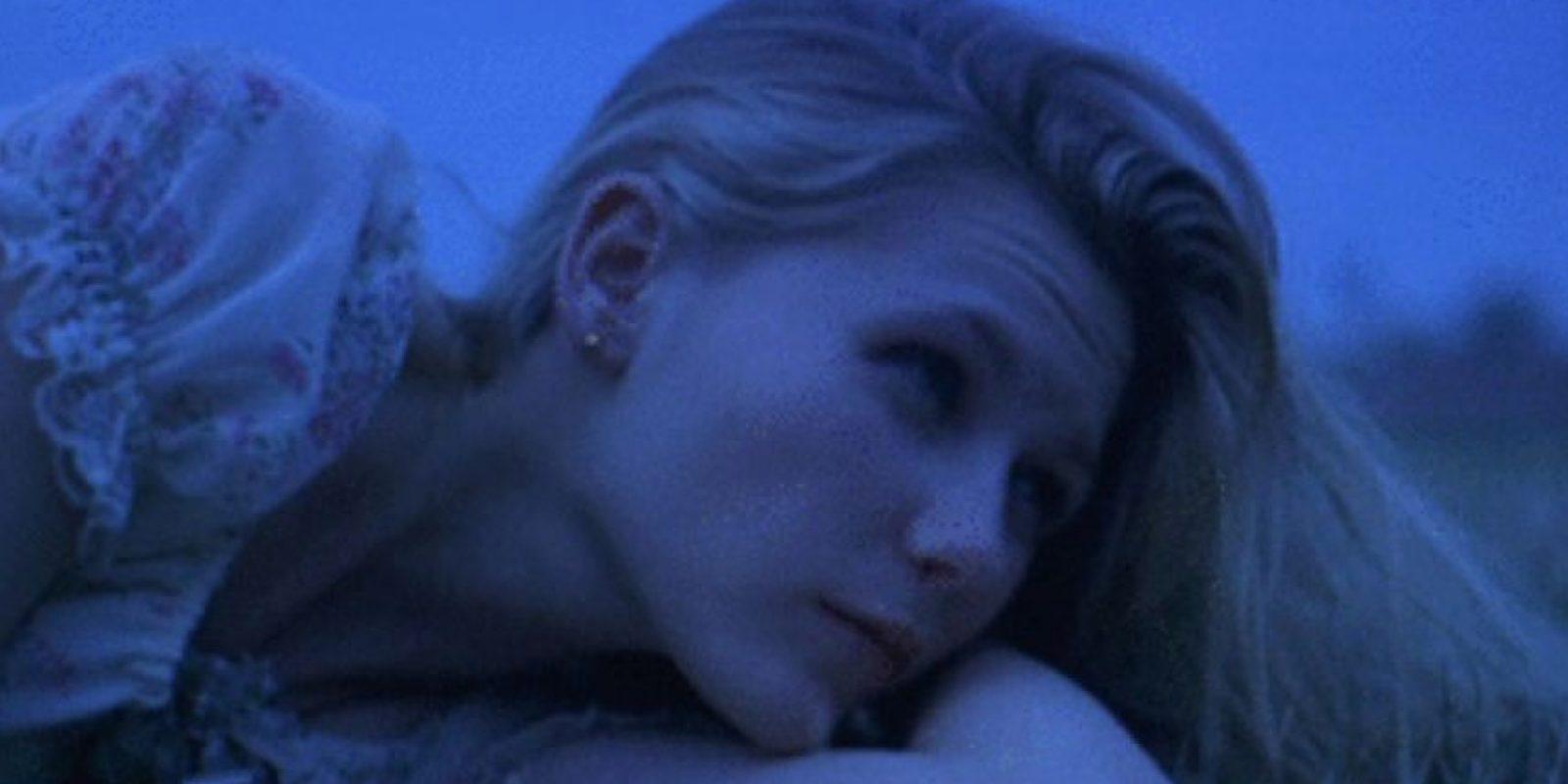 Sería la primera de las películas rodadas con Sofía Coppola. Foto:vía Paramount Pictures
