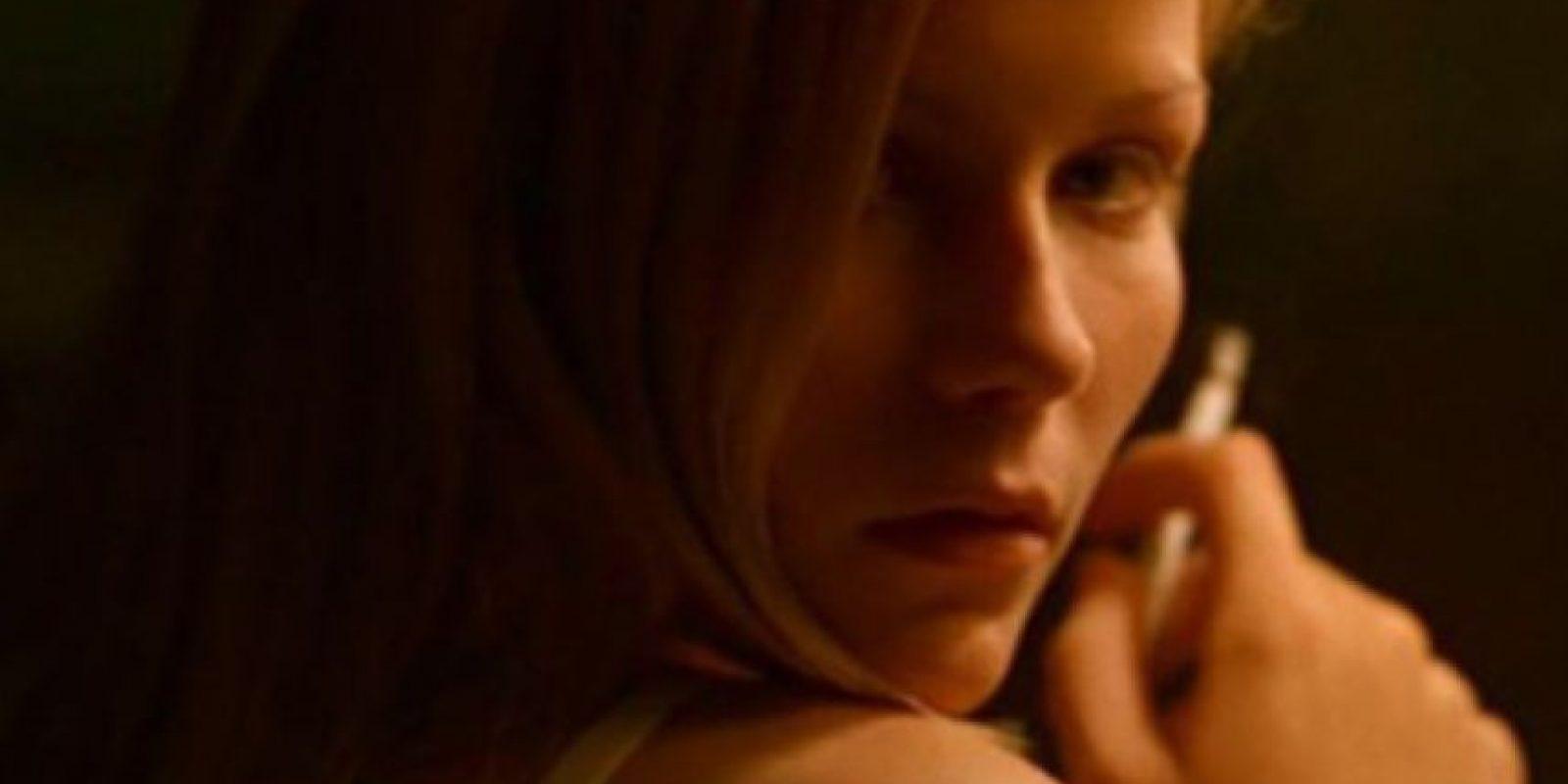 """Allí interpretó a la autodestructiva y ninfómana """"Lux Lisbon"""". Foto:vía Paramount Pictures"""