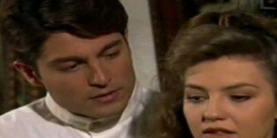 """Uno de sus grandes papeles fue en """"Amor Real"""". Foto:vía Televisa"""