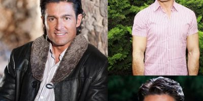 Es novio de la actriz Blanca Soto. Foto:vía Televisa