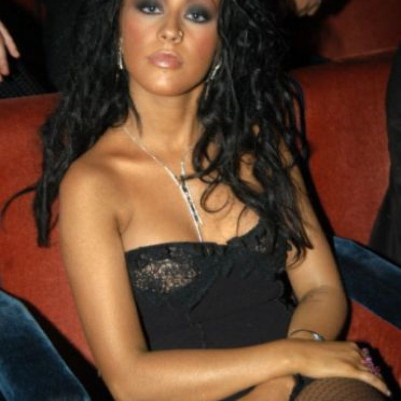 """Nadie esperaba que Christina Aguilera se quedara como en """"Genie in a Bottle"""". Foto:vía Getty Images"""