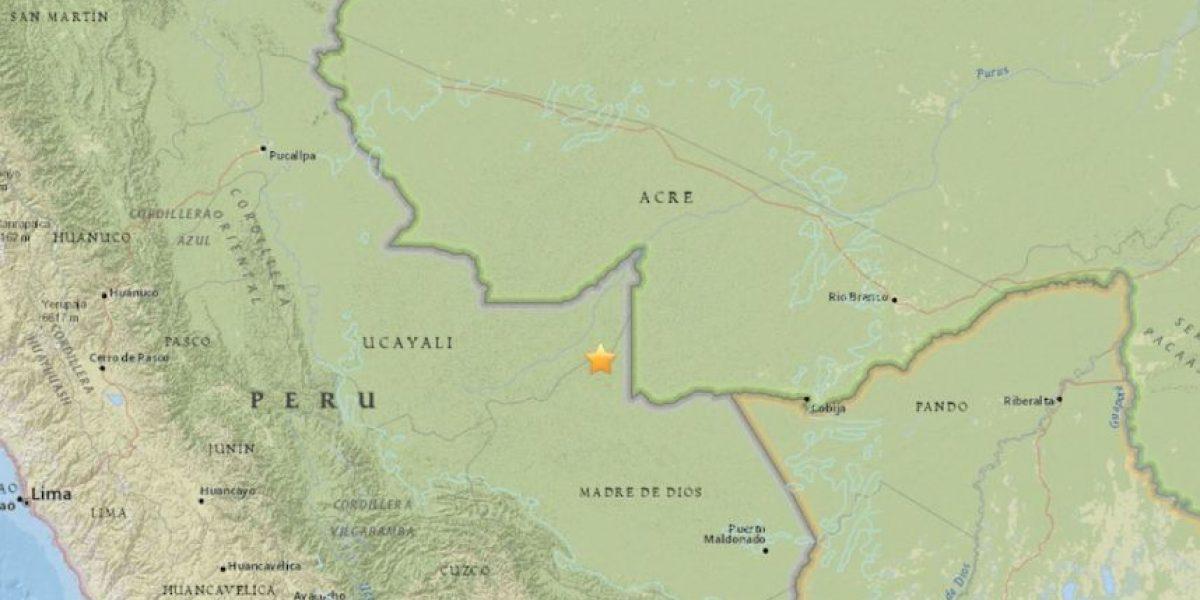 Videos: Así se vivió el sismo de 7.5 en Perú