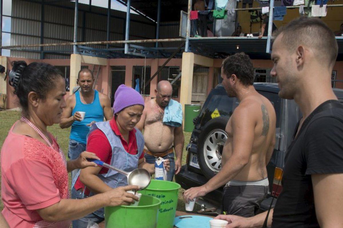 1. Ecuador, Colombia, Honduras, Panamá, Guatemala, México y Costa Rica son algunos de los países que atraviesan los migrantes cubanos. Foto:AFP