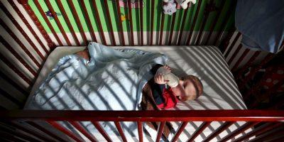 4. Padre a los 13: Tuvo un hijo con su novia de 12 años en Reino Unido. Foto:Getty Images