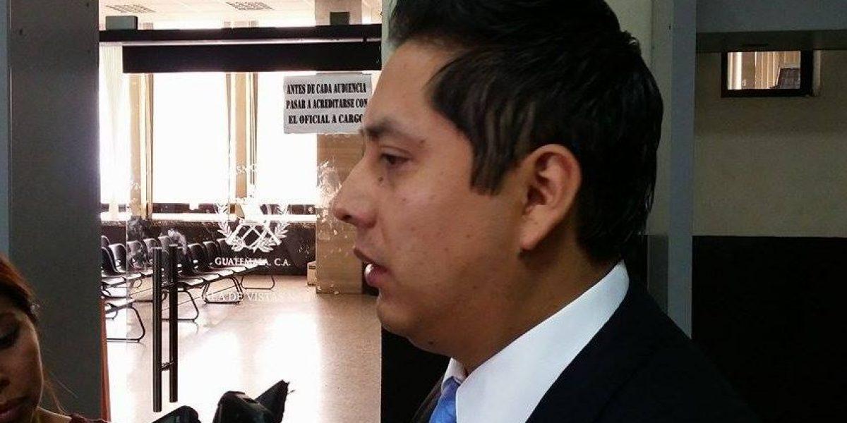Video. Esto le responde el abogado de Baldetti a la familia de una jueza