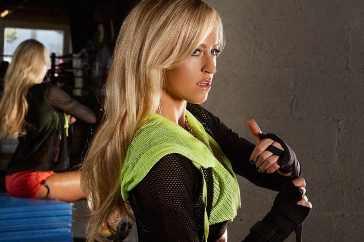 Así lucen las divas de la WWE como guapas boxeadoras Foto:WWE