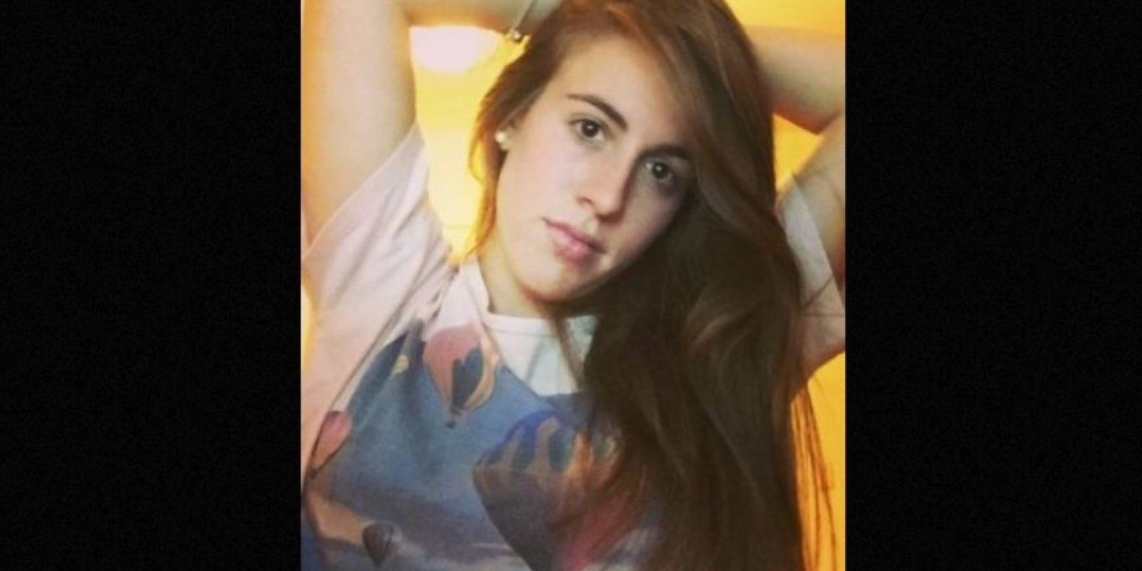La actriz argentina ahora tiene 21 años. Foto:Instagram/laura_esquivel