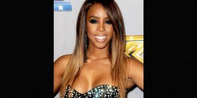 A la exintegrante de Destiny's Child, Kelly Rowland Foto:Getty Images