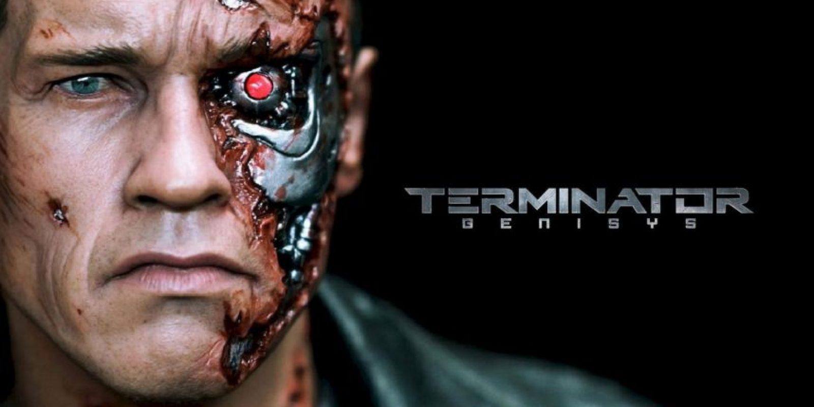 3- Terminator. Foto:Paramount Pictures
