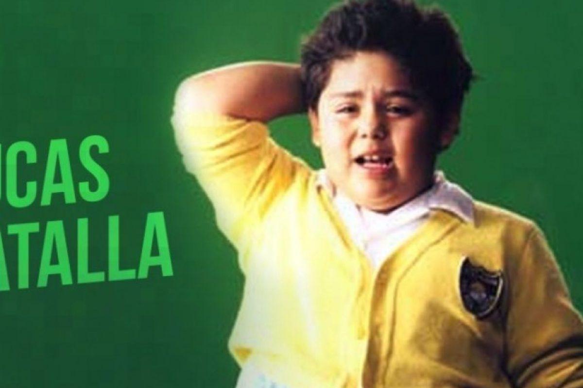 A los 8 años participó en esta famosa telenovela mexicana. Foto:vía twitter