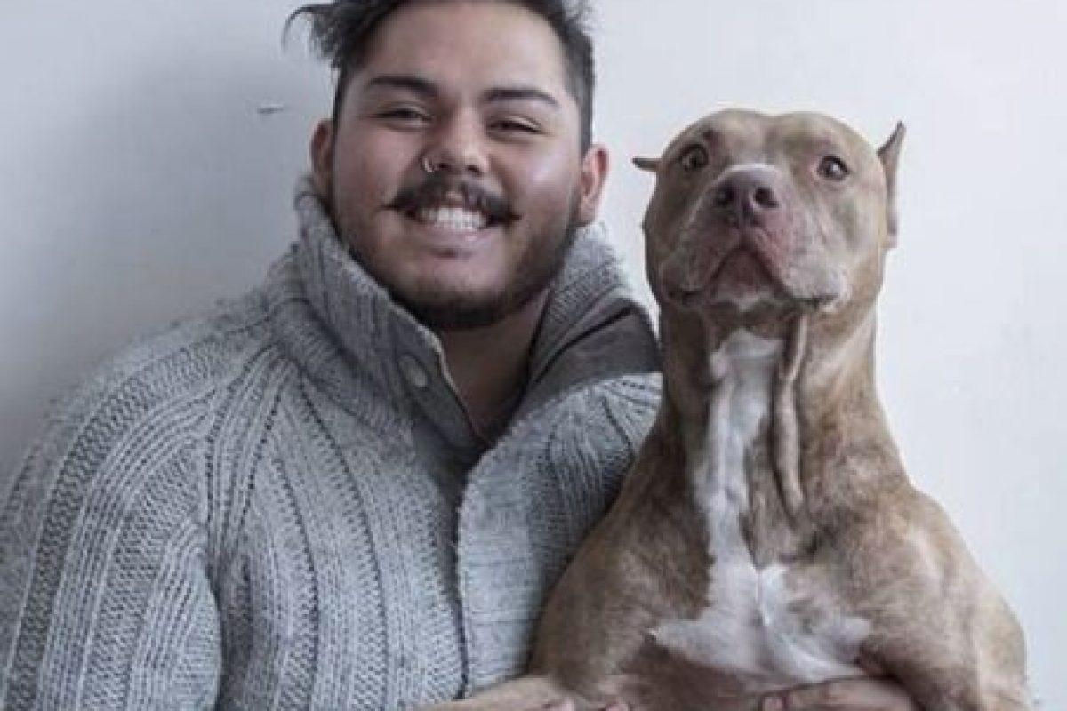 Y la compañía de sus mascotas. Foto:vía instagram.com/andymamu