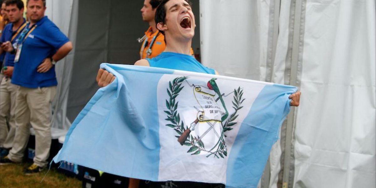 Guatemalteco competirá en cita de campeones del mundo