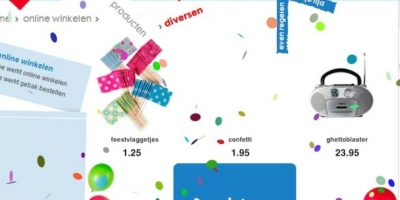 5- La página de la tienda de descuentos holandesa HEMA tiene un divertido juego. Ingresen a producten.hema.nl ingresen el Código konami y disfruten el show. Foto:Google