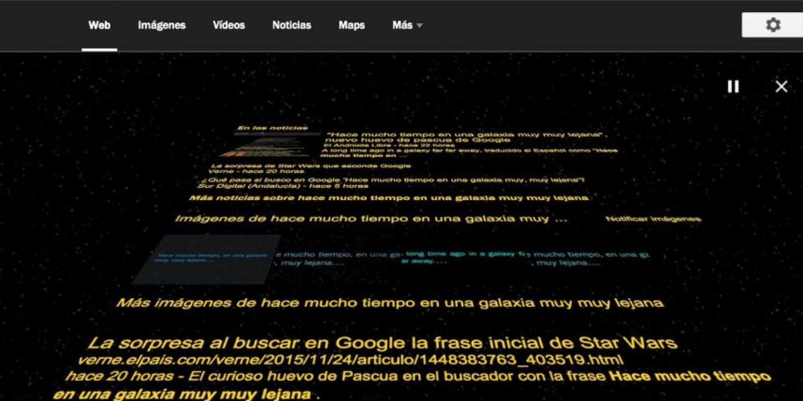 """La euforia por """"Star Wars"""" ha comenzado oficialmente. Foto:Google"""