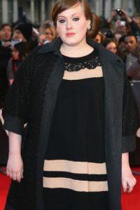 Después de terminar esa relación, Adele llegó envuelta en una profunda tristeza a un estudio de grabación en Londres para trabajar con el productor Paul Epworth. Foto:Getty Images